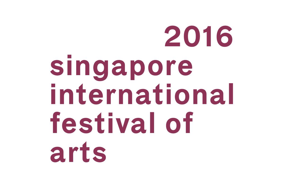 Singapore International Festival of Arts 2016 Portfolio Logo (SIFA)